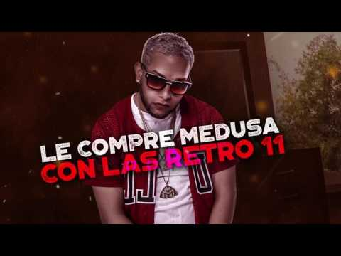 Casper Feat. Ñengo Flow - Encima De ti (Lyric Video)