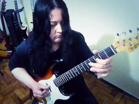 Sheryl Crow ft. Sting - Always On Your Side (Guitar cover) #CrisOliveira