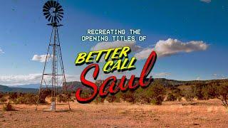 Öğretici | bu ''daha İyi Ara Saul'' Title Dizisi Oluşturma