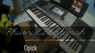 Download Mp3 Khusnul Khotimah  Terangkanlah  - Opick | Piano Cover By Andre Panggabean