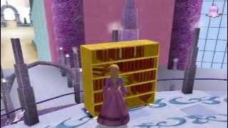 В поисках снежинки. Прохождение игры Барби и волшебство Пегаса