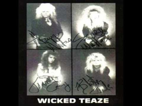 Wicked Teaze - Wicked Teaze (EP) 1988 [Heavy/Glam Metal]