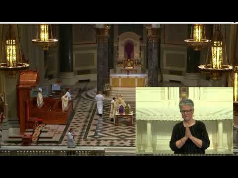 Chrism Mass (ASL)