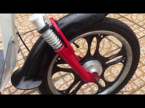 Đánh giá xe đạp điện độ đẳng cấp