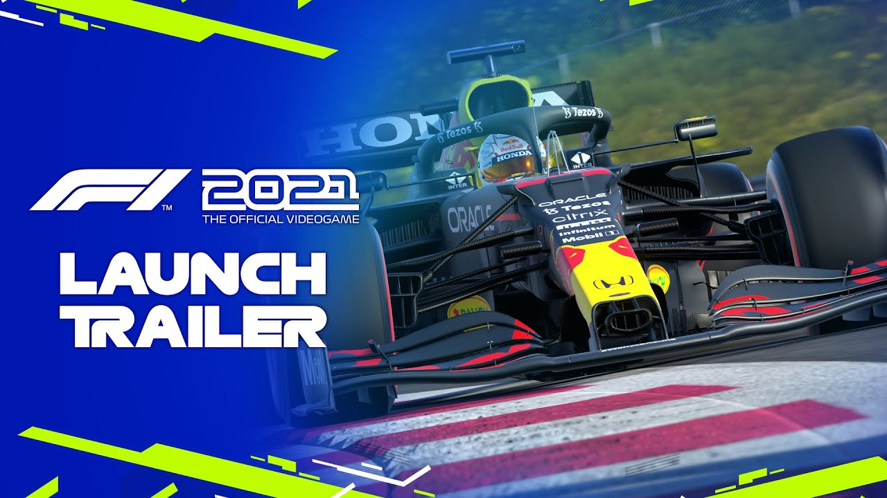F1® 2021   Launch Trailer - F1® Games From Codemasters