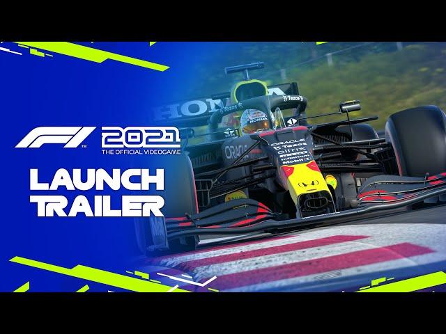 F1 2021 (видео)