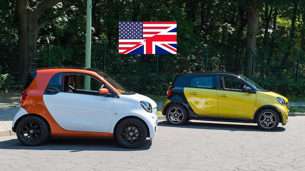 World premiere 2014 smart fortwo and forfour walkaround for Smart interieur