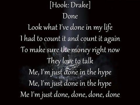 Drake – Hype (New 2016 Lyrics)