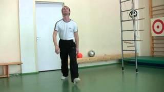 Разновидности ведения мяча