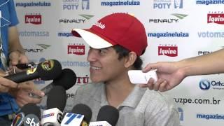 Replay - Santa Cruz 2x1 Luverdense-MT 18 11 13 TV Jornal / SBT