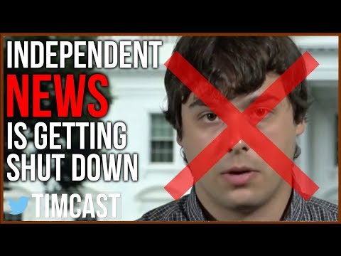 Why Did They Censor Another Independent Journalist?