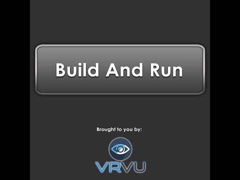 NYC VR University - Gaze Control (Move) For Virtual Reality Using Unity®