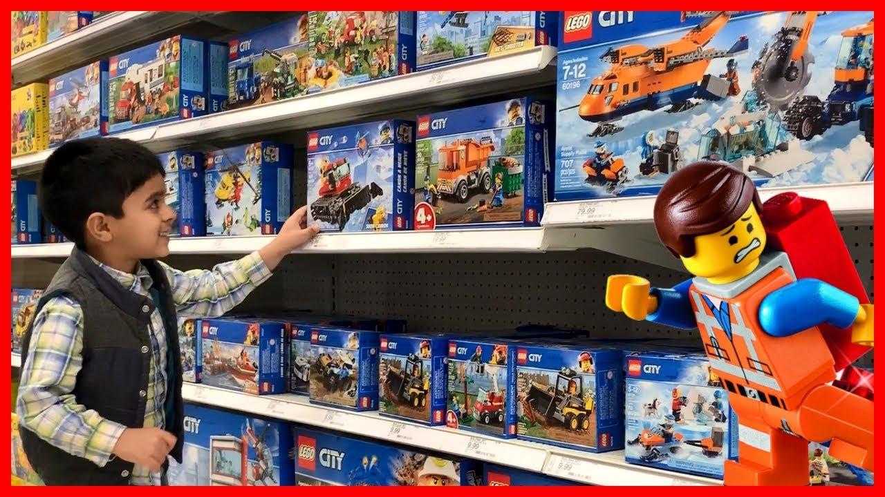 Lego Store Shopping Haul 2019 New Lego Toy Sets Lego