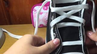 How to make EXO shoelace