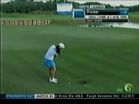 2011 CME Group Titleholders - Hee Young  Park