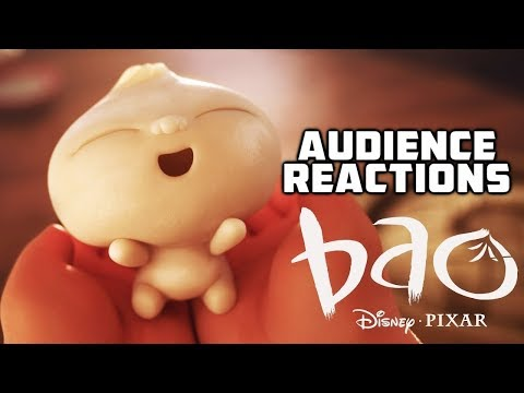 BAO PIXAR SHORT {RE-POST}: Audience Reactions | Incredibles 2 Premiere