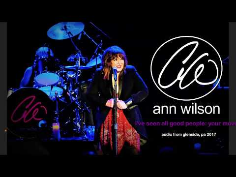 Ann Wilson of Heart  Your Move 2017