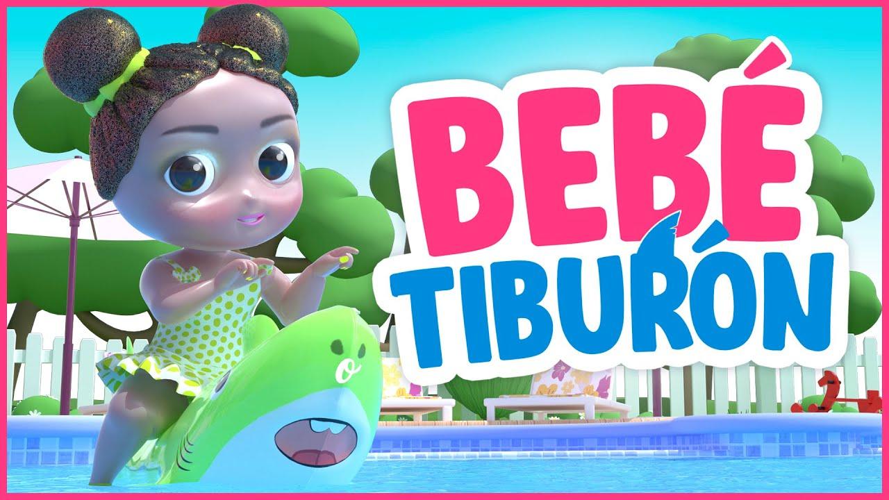 Bebé Tiburón |  Baby Shark en español  | Tiburón Bebé |    Video Baby Shark  | Baile Baby shark