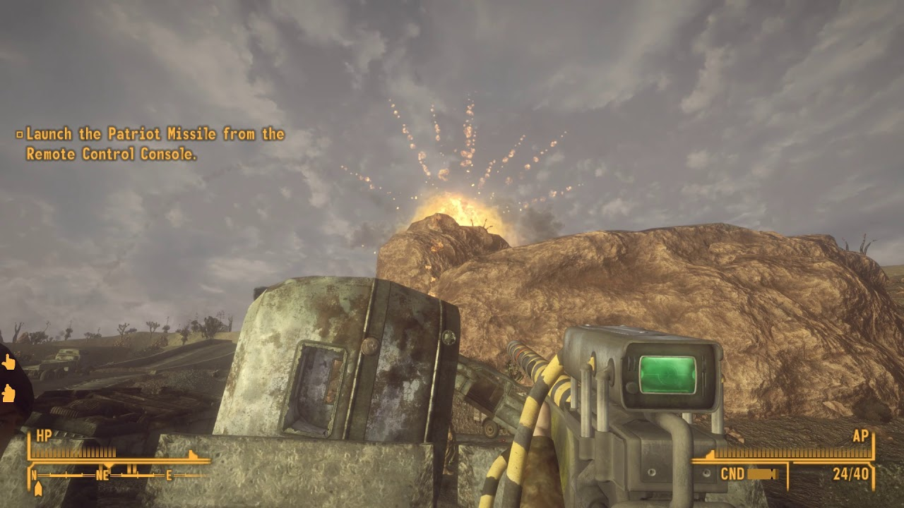 Fallout: New Vegas Windows, X360, PS3 game
