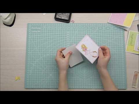 Скрапбукинг открытка мастер класс для детей