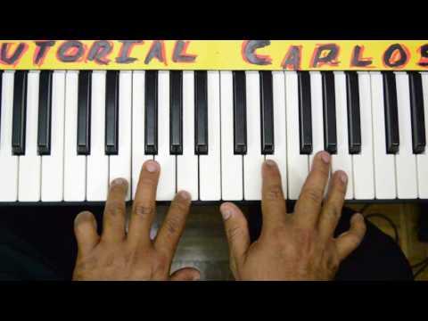 Como tocar merengue - Tutorial Piano Carlos