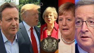 英国首相特雷莎·梅宣布辞职时间后 各国政要这样评价| 小央视频