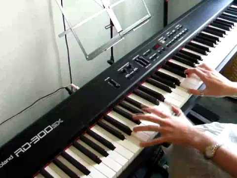 Cliffs Of Dover - Piano Cover - Eric Johnson
