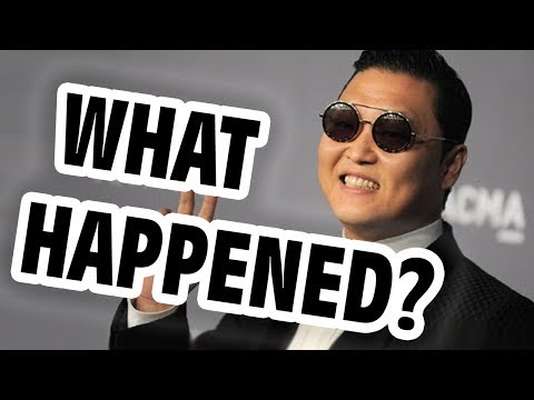 What Happened to PSY? Gangnam Style  Dead Channels
