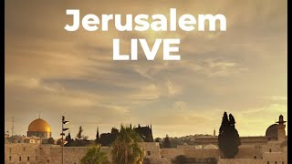 StandWithUs Live Tour in Jerusalem