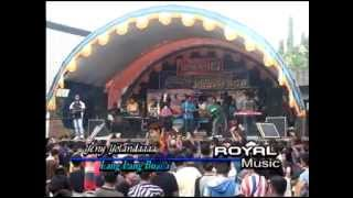 Bloso Lang lang buana Royal musik di Ngabul Ricuh