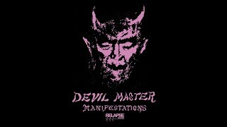 DEVIL MASTER - Manifestations [FULL ALBUM STREAM]