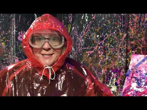 Rush Hour Road Trip: Tim and Fritsch visit The Splatter Room
