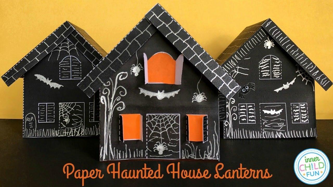 house template printable