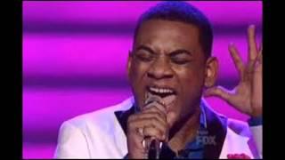 Joshua Ledet - Michael Bolton - When a Man Loves a Woman - Studio Version - American Idol 11