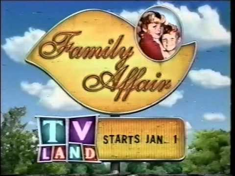 TV Land promo Family Affair