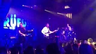 Rufus du Sol - Take Me (Live @ Highline Ballroom, NYC)