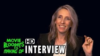 Fifty Shades Of Grey (2015) Behind The Scenes Movie Interview - Sam Taylor-Johnson (Director)