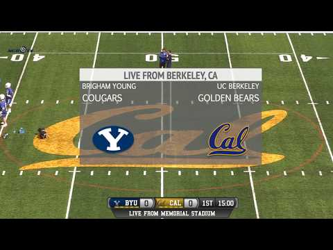 Brigham Young University vs. University of California, Berkeley Men's Lacrosse 2/24/18