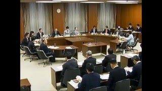 平成28年1月13日 大阪市議会 教育こども委員会 吉村市長就任後初となる...