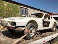 Coleção Esquecida de Carros Antigos#12 VW SP2 #2