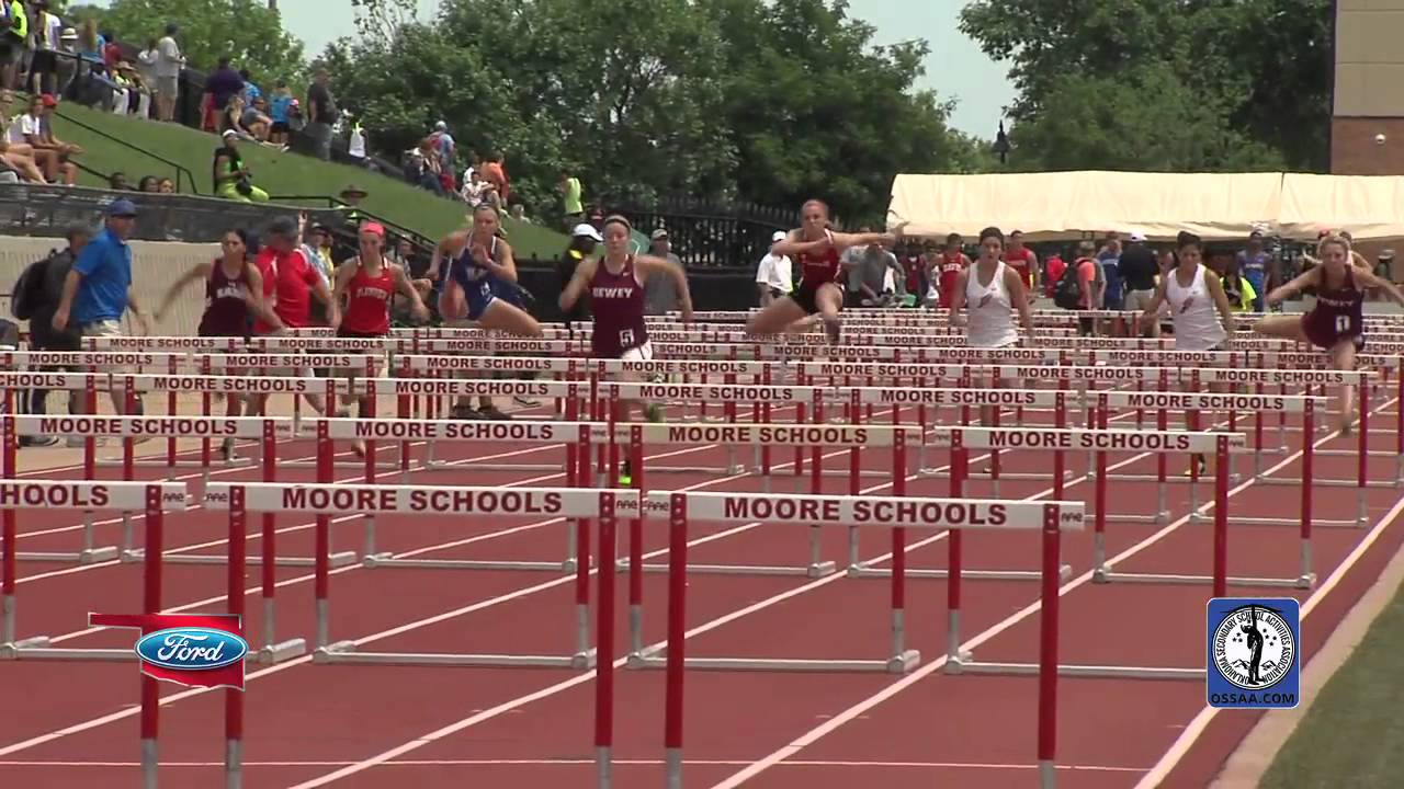 ossaa track meet results
