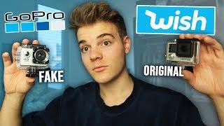 Die Fake GoPro von Wish für UNGLAUBLICHE 12€ !!