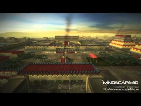 Mindscape3d Tenochtitlan 3d Flyby Youtube