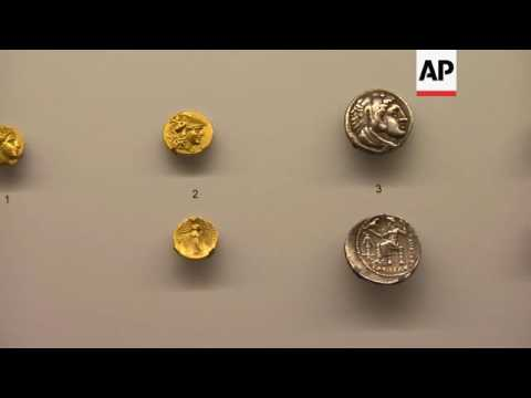 Coins trade 27 centuries of money making