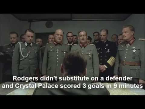 Hitler Reacts to Liverpool's 3-3 draw against Crystal Palace