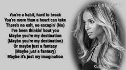 Ciara - Thinking Bout You (Lyrics)
