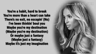 Ciara - Thinking Bout You (Lyrics)