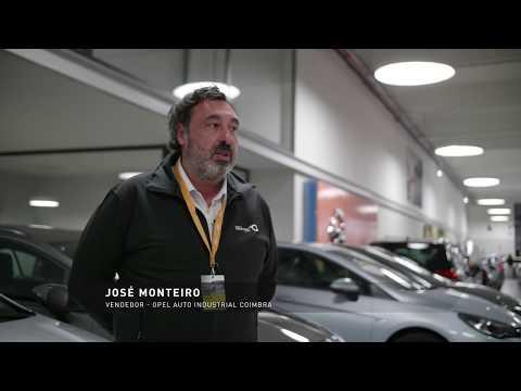 Opel Cliente VIP Auto-Industrial em Coimbra de 30/11 a 3/12/2017
