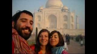 INDIA:il nostro viaggio-15° giorno (Agra,Taj Mahal, Forte di Agra)