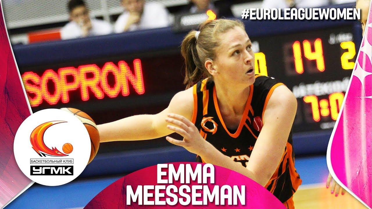 Emma Meesseman | UMMC Ekaterinburg - Regular Season Highlights